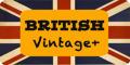 英国ビンテージ家具 British Vintage +