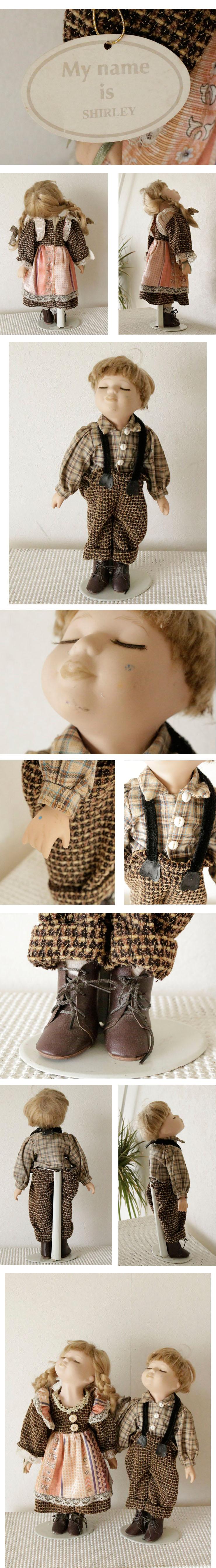 イギリス製・雑貨・ドール・人形・アンティーク・ビンテージ